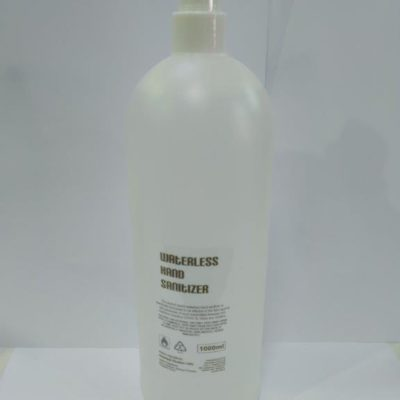 1 Liter Waterless Spray Sanitizer